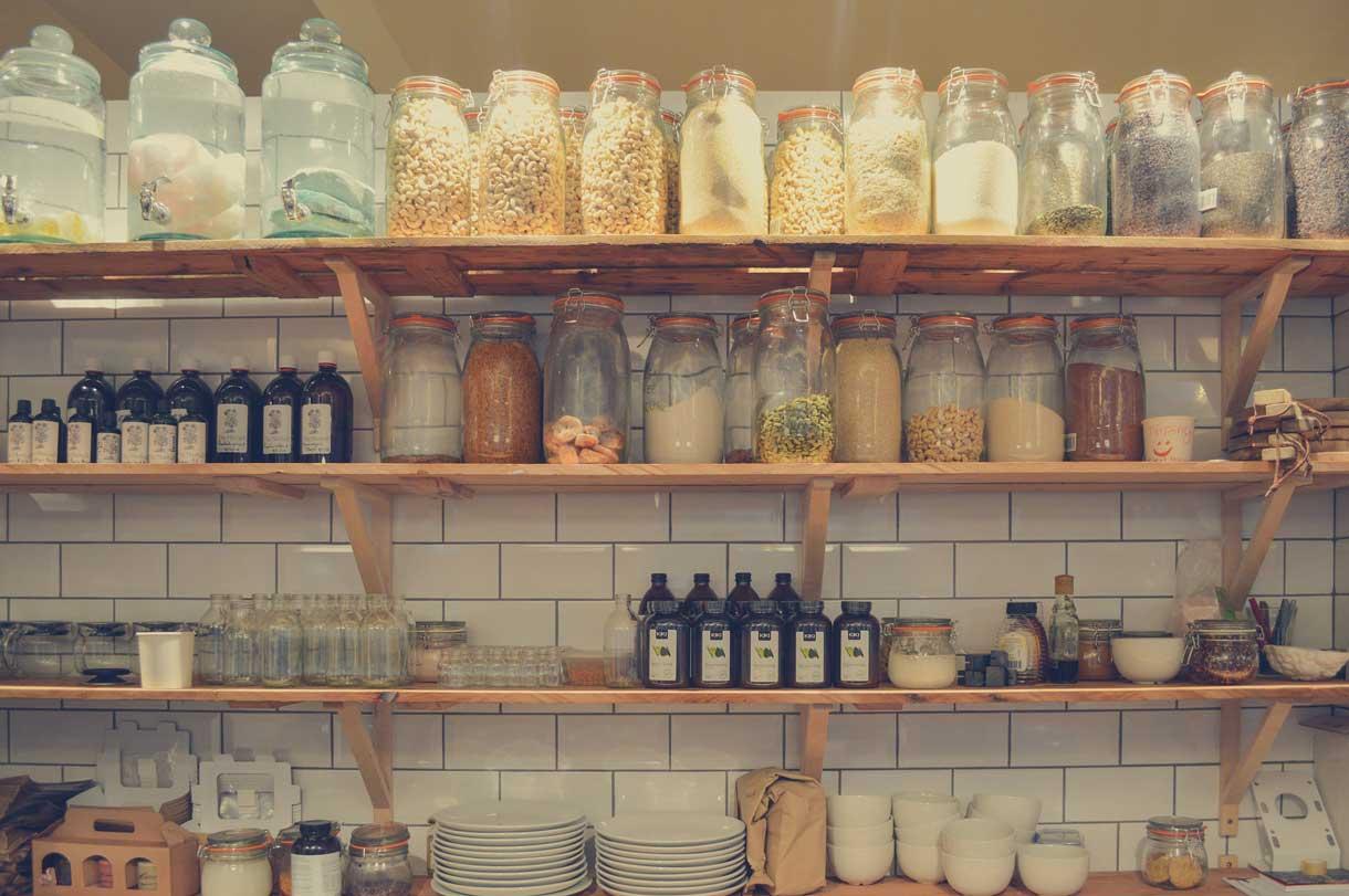 Spiżarnia W Kuchni Porady Pomysły Domo Studio Kuchni