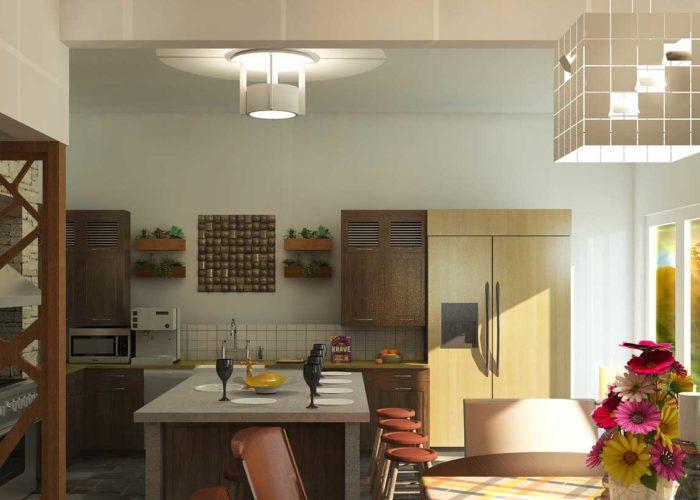 Jak wybrać lampy do kuchni